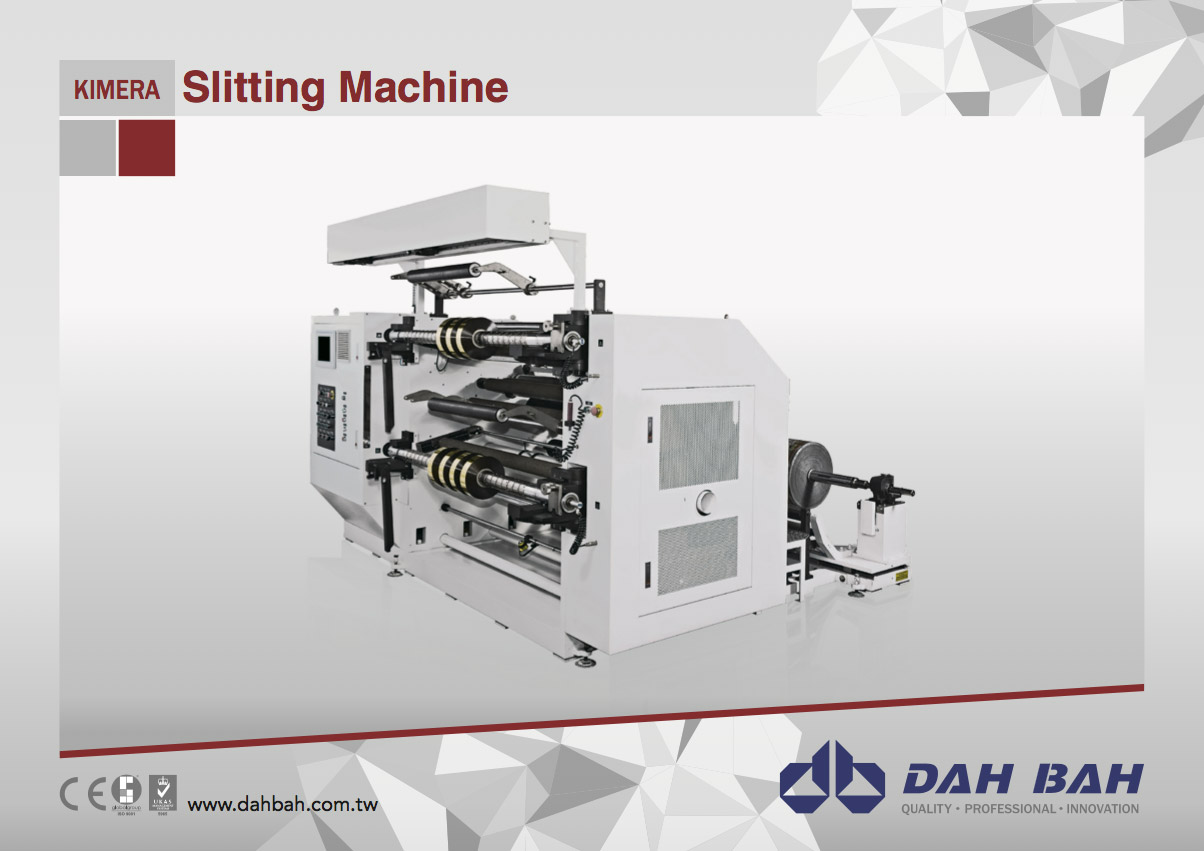 Slitting Machine - Kimera  Series