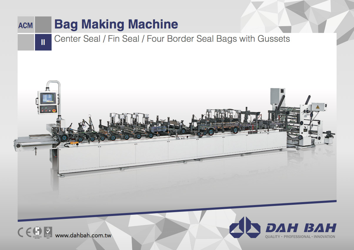Bag Making Machine - ACM Series