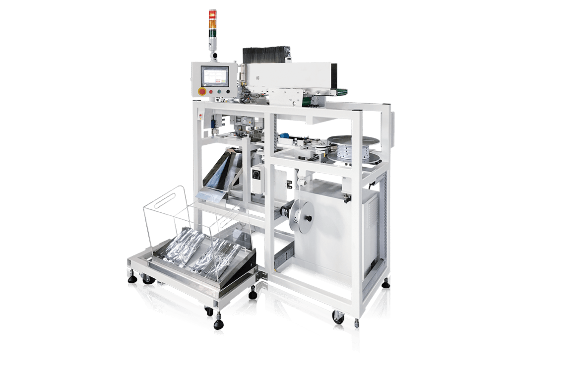 Automatic Tin Tie Sealing Machine-ATI Serie